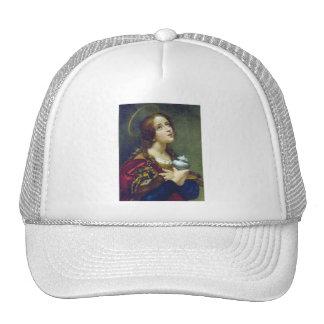 MARY MAGDELENE MESH HATS