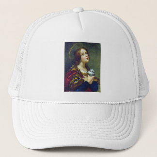 MARY MAGDELENE TRUCKER HAT