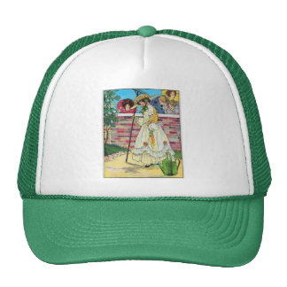 Mary Mary quite contrary Hats