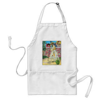 Mary, Mary, quite contrary Standard Apron