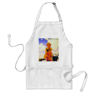 Mary, Mary, Quite Contrary... Standard Apron