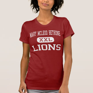 Mary McLeod Bethune - Lions - Middle - Decatur T-shirt