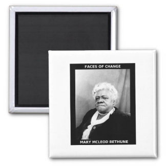 Mary McLeod Bethune Square Magnet