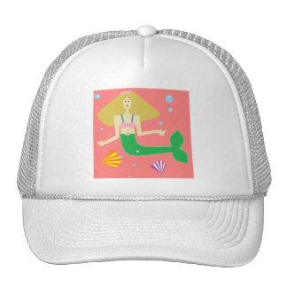 Mary Mermaid Trucker Hat