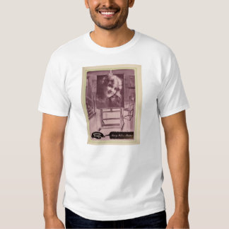 Mary Miles Minter lovely 1919 portrait promo ad T-shirt