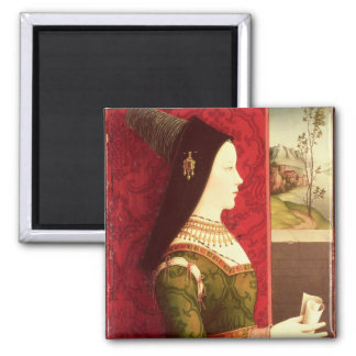 Mary of Burgundy  daughter of Charles the Bold Magnet