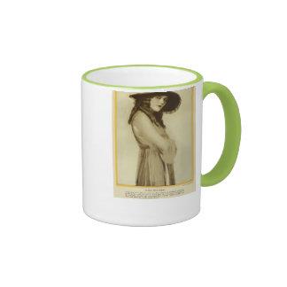 Mary Pickford 1917 vintage portrait mug