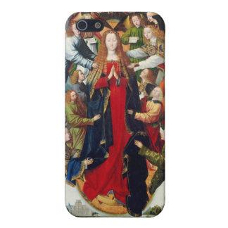 Mary, Queen of Heaven, c. 1485- 1500 iPhone 5/5S Cases