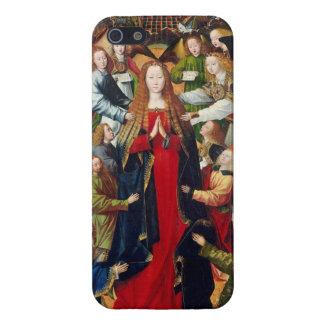 Mary, Queen of Heaven, c. 1485- 1500 iPhone 5 Cases