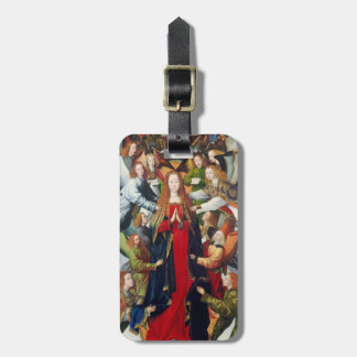 Mary, Queen of Heaven, c. 1485- 1500 Luggage Tag