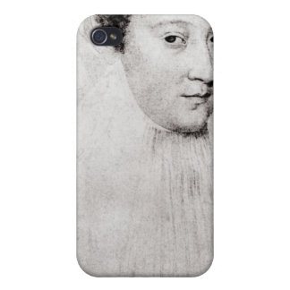 Mary, Queen of Scots  in white mourning, 1560 iPhone 4/4S Cover