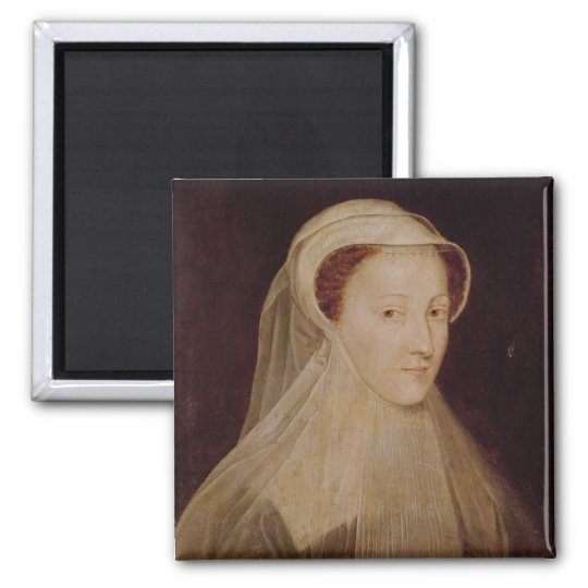 Mary, Queen of Scots Magnet