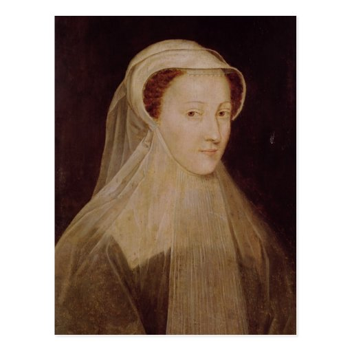 Mary, Queen of Scots Postcard