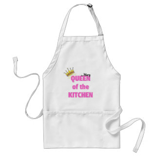Mary queen of the kitchen aprons
