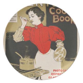 Mary Ronald's century cookbook Plate