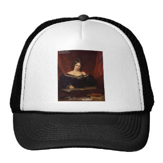 """Mary Shelly """"Love Never Seen"""" Gifts & Cards Cap"""