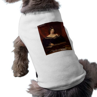 """Mary Shelly """"Love Never Seen"""" Gifts & Cards Sleeveless Dog Shirt"""
