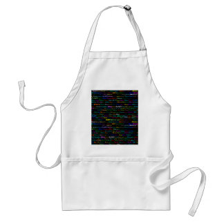 Mary Text Design I Standard Apron