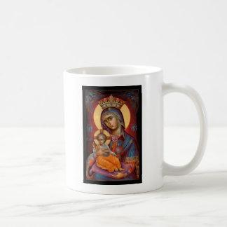 Mary - THEOTOKOS Coffee Mug