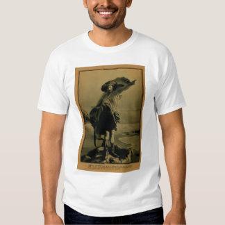 Mary Thurman 1918 bathing suit portrait T-shirts
