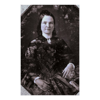 Mary Todd Lincoln Poster