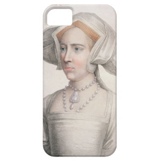 Mary Tudor (1516-58) engraved by Francesco Bartolo Case For The iPhone 5