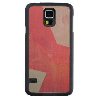 Maryam 1998 carved maple galaxy s5 case