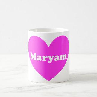 Maryam Coffee Mug