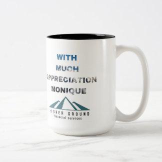 Maryann Two-Tone Coffee Mug