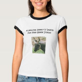 marydonkey, My Miniature Donkey Is... - Customized T-Shirt