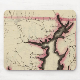 Maryland 2 mouse pad