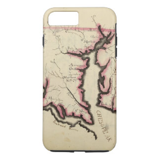 Maryland 3 iPhone 8 plus/7 plus case