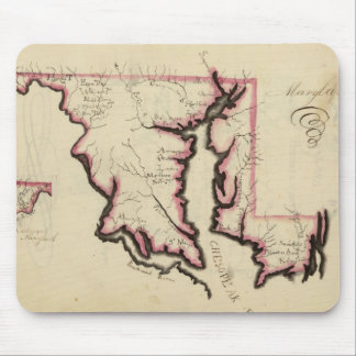 Maryland 3 mouse mat