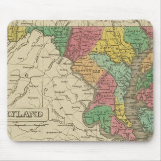 Maryland 5 mouse pad