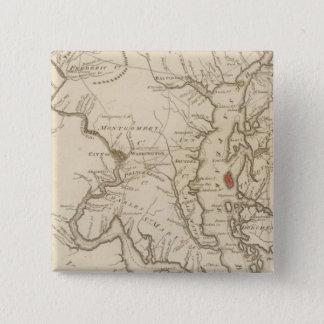 Maryland 6 15 cm square badge