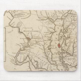 Maryland 6 mouse pad