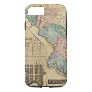 Maryland 8 iPhone 7 case