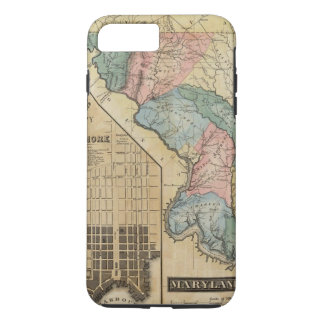 Maryland 8 iPhone 8 plus/7 plus case