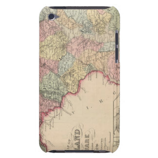 Maryland and Delaware 2 iPod Touch Cover