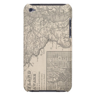Maryland and Delaware iPod Case-Mate Case