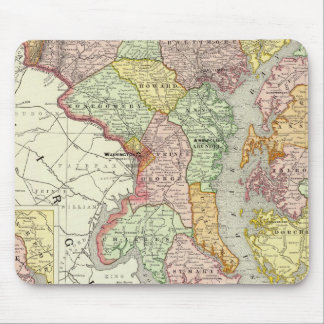 Maryland and Delaware Mouse Pad