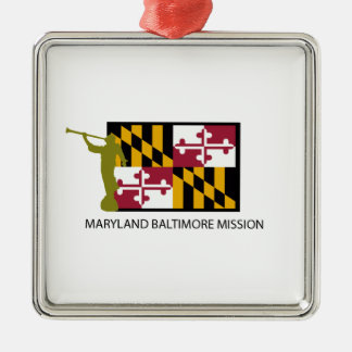 MARYLAND BALTIMORE MISSION LDS CTR CHRISTMAS ORNAMENT