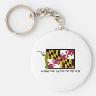 MARYLAND BALTIMORE MISSION LDS CTR KEY RING
