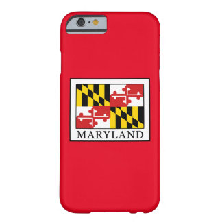 Maryland Barely There iPhone 6 Case