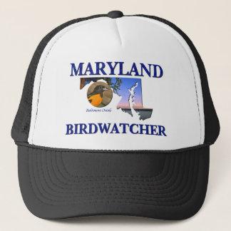 Maryland Birdwatcher Trucker Hat