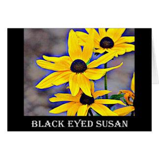 Maryland Black Eyed Susan Greeting Card