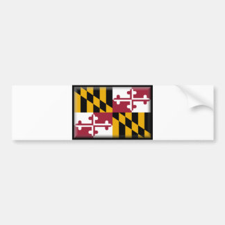 Maryland Bumper Sticker