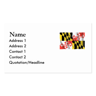 MARYLAND BUSINESS CARDS