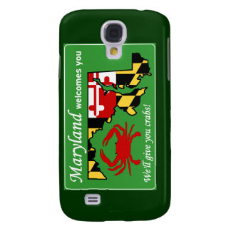 Maryland Galaxy S4 Cases