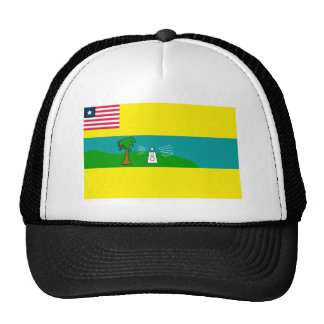 Maryland County Flag Trucker Hats
